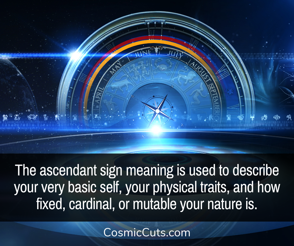 ascendant meaning