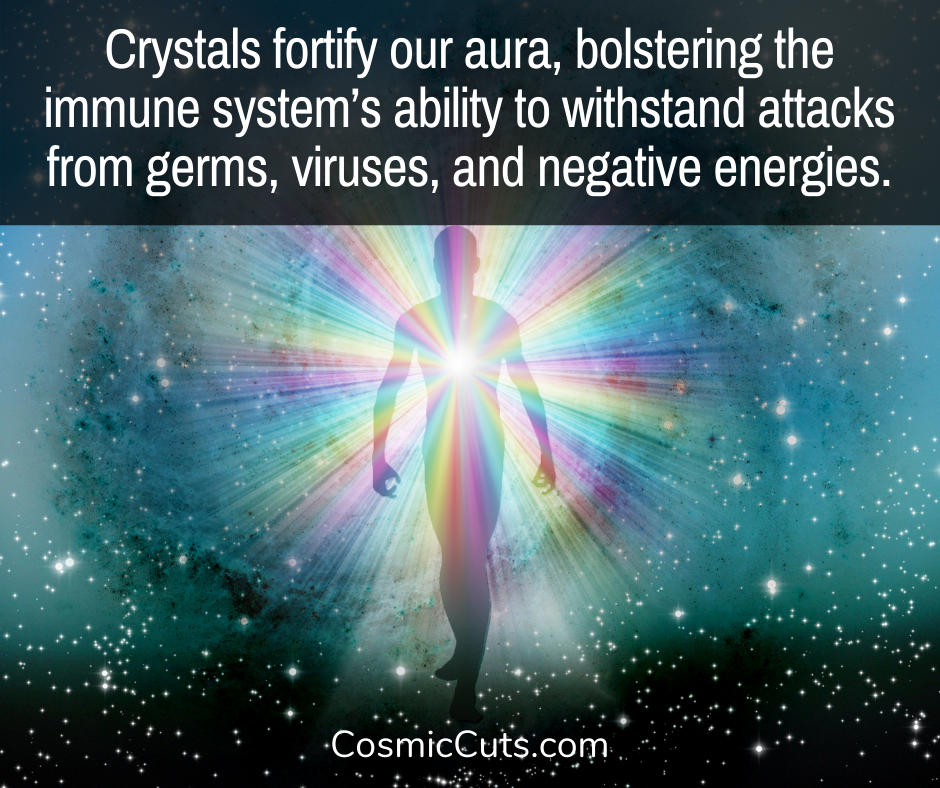 best crystals for immune system