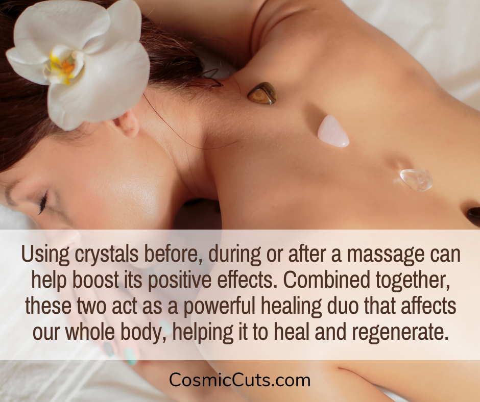 crystals for massage therapists