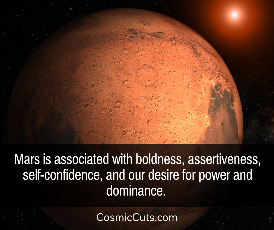 mars in the signs