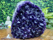"""THIS IS IT"" Museum Quality Amethyst Geode 6.00 Self Standing Uruguay Flower Formation NS-341"