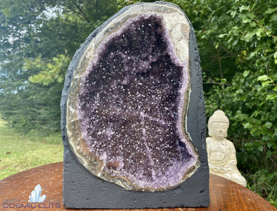 High Quality Amethyst Geode