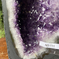 "Amethyst Geode ""MIRACULOUS MOTHER NATURE"" 9.00 High Quality Cathedral NS-111"