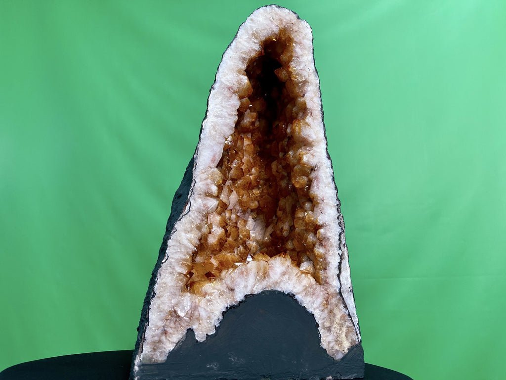 Amethyst Geode 18.75 Crystal Church DD-58