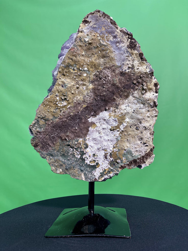 Amethyst Geode 15.25 Cathedral Healing Stone CC-11