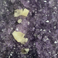 Very High Quality Uruguay Amethyst Geode 11.25 Self Standing LL-7s
