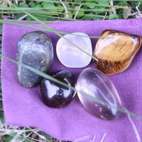 Healing Gemstones for Wealth and Prosperity