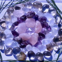 Healing Stones for Happiness