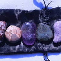 Healing Gemstones for Sleep and Relaxation