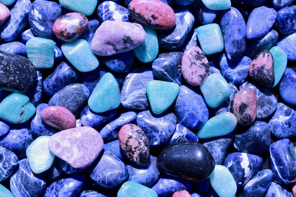 Stones for Stress