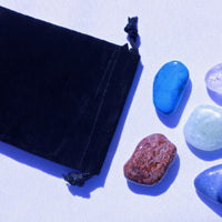 Throat Chakra Healing Stones for Sale
