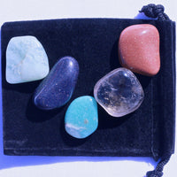 Good Fortune Healing Gemstone Collection Set