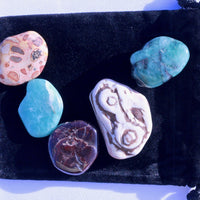 Health and Wellness Healing Gemstones