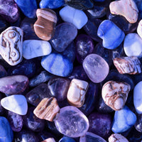 Healing Stones for End of Life Comfort