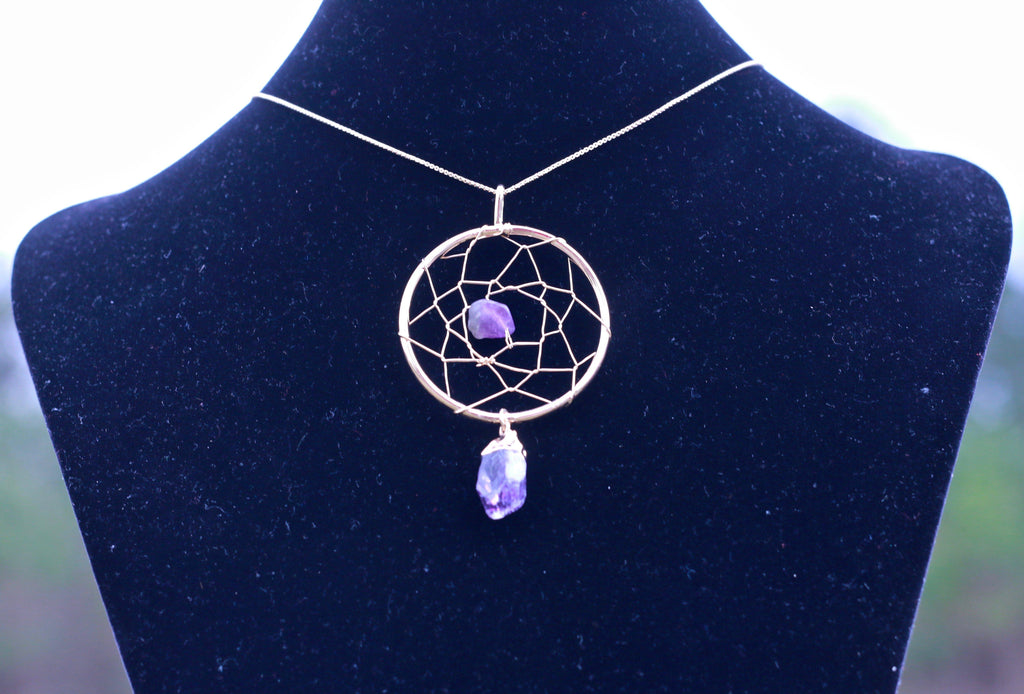 Amethyst Geode Jewelry for Sale