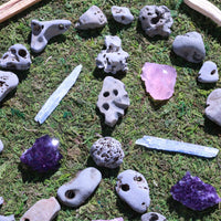 "Natural Hag Stone ""Fairy Stone"" ""Holey Stone"""