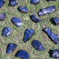 "Elite Shungite Stones ""Get Your Fullerene Fix"""
