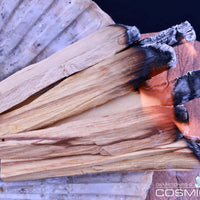 Organic Palo Santo Sticks Smudging Energy Cleansing Smoke