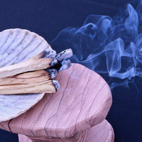 Palo Santo Smudging Stick for Energy Clearing