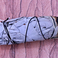 100% Organic California Sage Smudge Stick