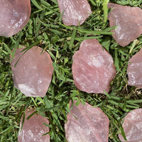 "Rose Quartz Chips ""SECRET MINE"" Exceptional Quality Rarity LOVE GENERATOR"
