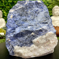 """SUITE: JUDY BLUE EYES"" Sodalite Stone High Quality Specimen 8.00 Healing Crystal NS-638"