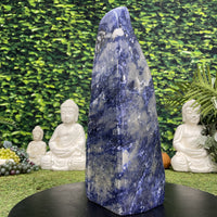 """AWAKEN FROM THE DEPTHS"" Very High Quality Sodalite Specimen 17.00 Healing Crystal NS-680"