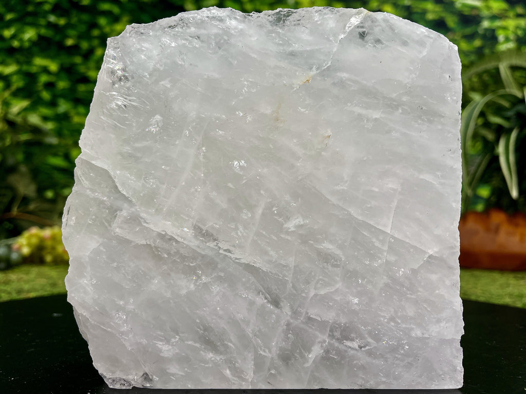 """PRISMATIC PARADISE"" Clear Quartz Specimen 6.00 High Quality Self Standing NS-706"