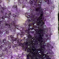 "TALL Amethyst Geode ""TRIPLE THREAT"" 21.00 SUPER High Quality AMAZING COLORATION NS-108"