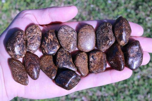 Bronzite Tumbled Stone-Cosmic Cuts