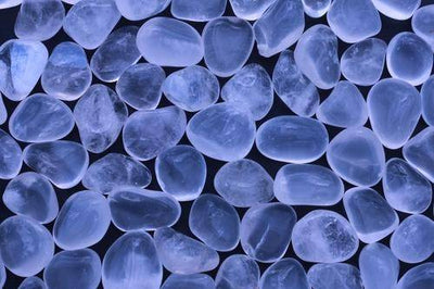 Clear Quartz Tumbled Stone-Cosmic Cuts