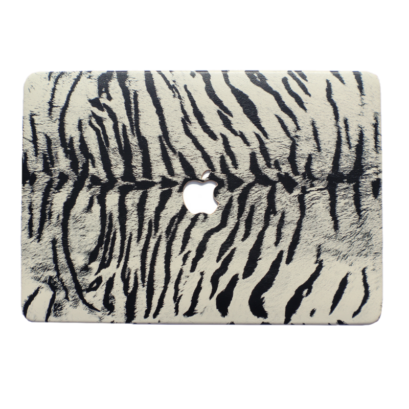 Zebra Print MacBook Case