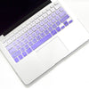 Ombré Keyboard Cover- Purple - Embrishop