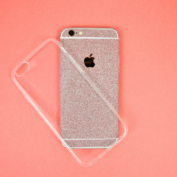 Protective Clear TPU iPhone Case - Embrishop  - 2