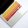 Ombré Keyboard Cover- Fire | Embrishop.com