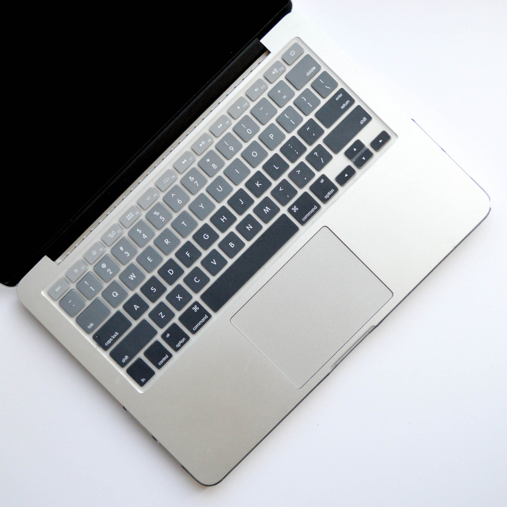 Black Ombré Keyboard Cover | Embrishop.com