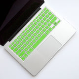 Silicone Keyboard Cover- Lime Green - Embrishop  - 1