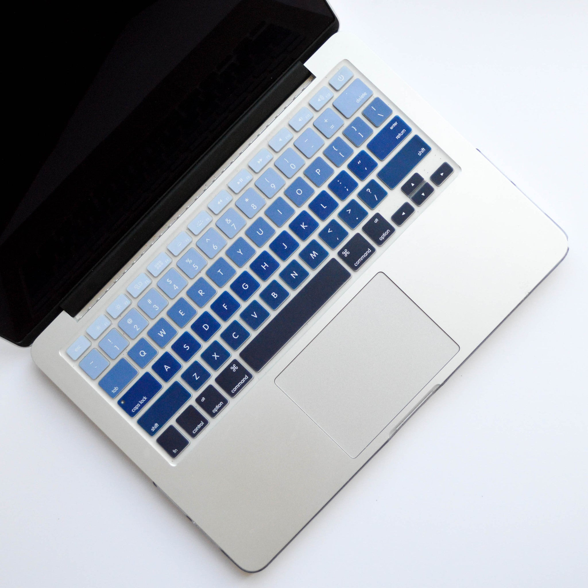 Ombré Keyboard Cover- Blue | Embrishop.com