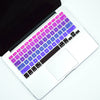 Ombré Keyboard Cover- purple/ pink - Embrishop  - 1