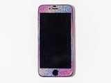 Glitter iPhone Wrap- Rainbow - Embrishop  - 2