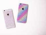 Glitter iPhone Wrap- Rainbow - Embrishop  - 3
