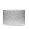 "Silver Glitter Macbook Case No Cut Out - 11"" MacBook"