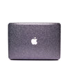 "Space Gray Glitter Macbook Case - 11"" MacBook Air"