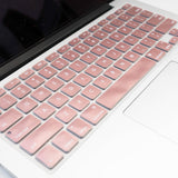 Silicone Keyboard Cover- Rose Gold - Embrishop  - 2