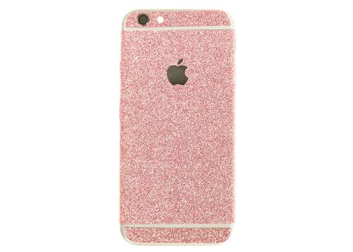 Glitter iPhone Wrap- Rose Gold - Embrishop  - 1