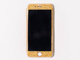 Glitter iPhone Wrap- Gold - Embrishop  - 2