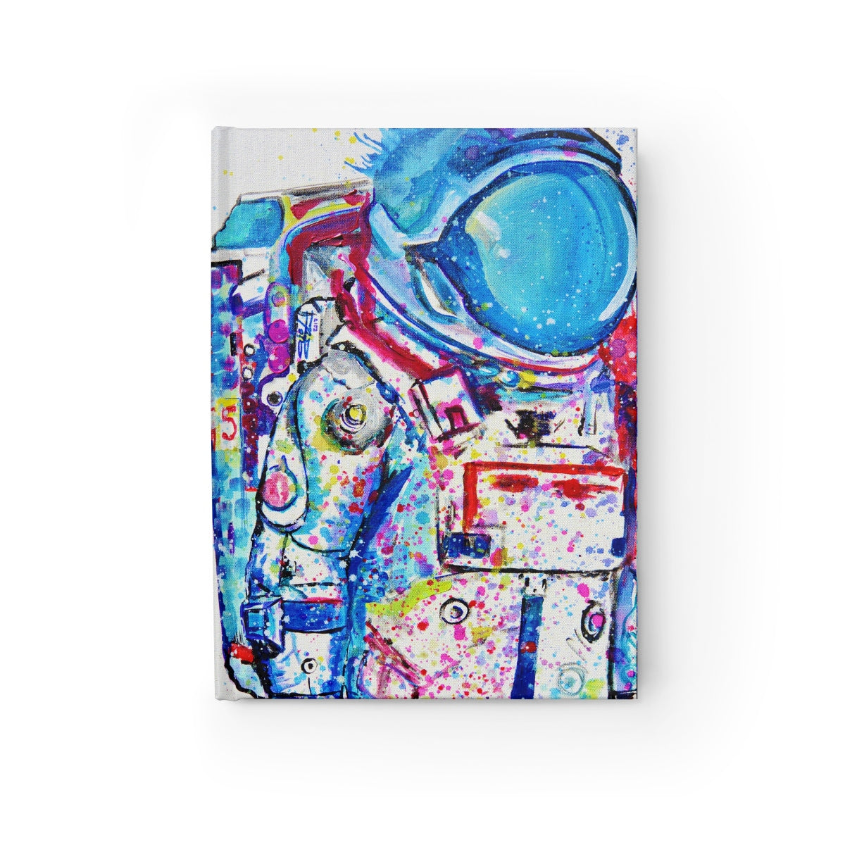 Astronaut 2 Journal - Ruled Line