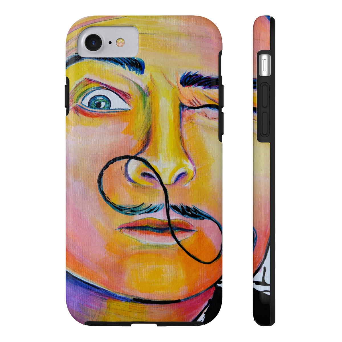 Dali 2 Tough Phone Cases