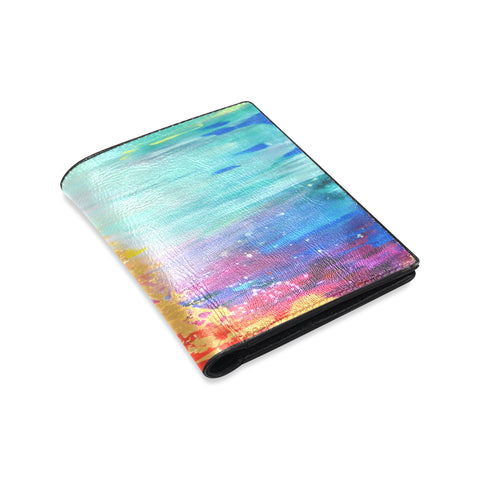 Abstract 3 Men's Wallet