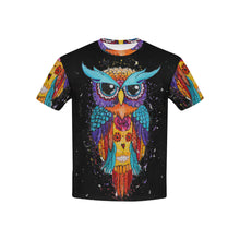 Load image into Gallery viewer, Owl Kid T-Shirt
